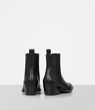 Women's Ellis Chelsea Boot (Black) - product_image_alt_text_5