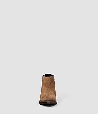 Womens Yuree Mid Boot (Cognac) - product_image_alt_text_2