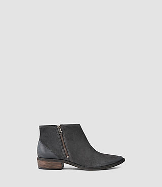 Donne Yuree Mid Boot (Dark Grey)