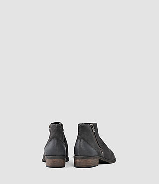 Womens Yuree Mid Boot (Dark Grey) - product_image_alt_text_3