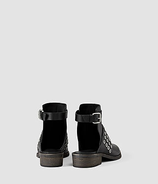 Donne Yannis Shoe (Black) - product_image_alt_text_3