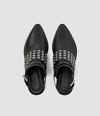 Donne Yannis Shoe (Black) - product_image_alt_text_4