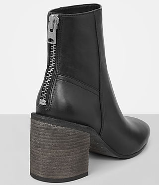 Womens Idella Boot (Black) - Image 2