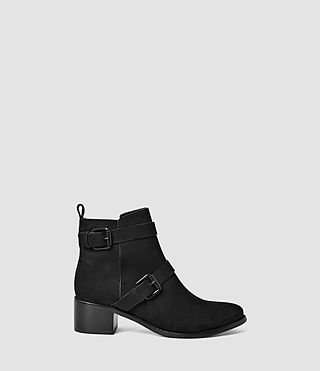 Womens Flynn Boot (Black)
