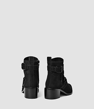 Mujer Flynn Boot (Black) - product_image_alt_text_3