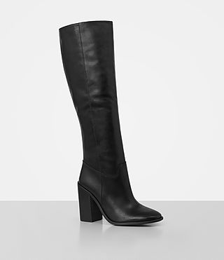 Women's Onyx Boot (Black) - product_image_alt_text_3