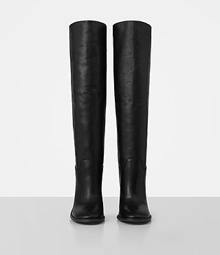 Women's Onyx Boot (Black) - product_image_alt_text_4