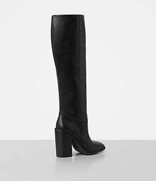 Women's Onyx Boot (Black) - product_image_alt_text_6