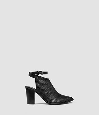 Womens Ivy Heels (Black)