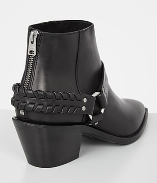 Women's Marley Boot (Black) - product_image_alt_text_2