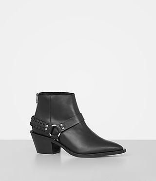 Women's Marley Boot (Black) - product_image_alt_text_3