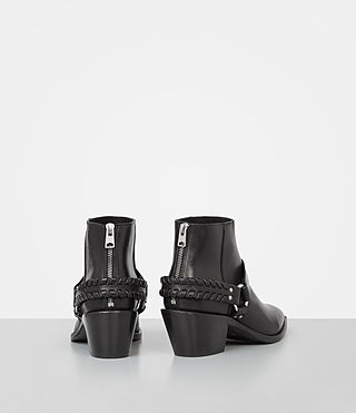 Women's Marley Boot (Black) - product_image_alt_text_5