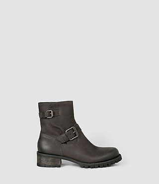 Mujer Shoreditch Boot (Chocolate)