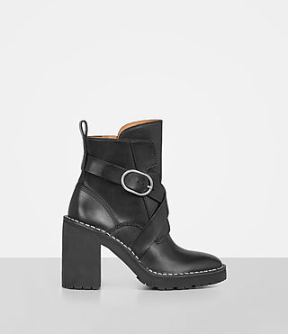 Womens Aiko Boot (Black)