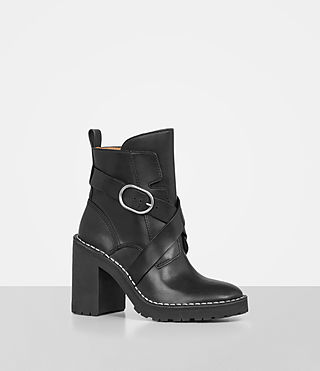 Mujer Aiko Boot (Black) - product_image_alt_text_2
