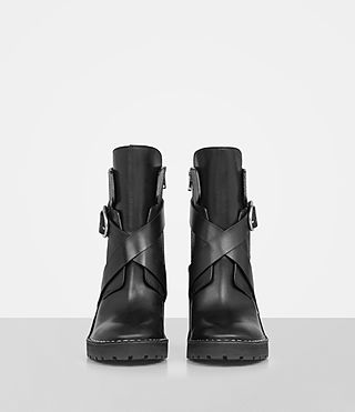 Women's Aiko Boot (Black) - product_image_alt_text_4