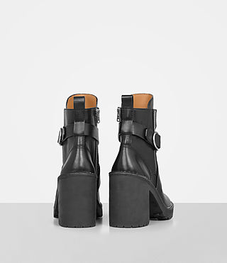 Women's Aiko Boot (Black) - product_image_alt_text_5