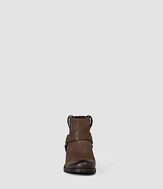 Femmes Obert Boot (Chocolate) - product_image_alt_text_2