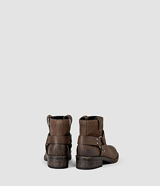 Femmes Obert Boot (Chocolate) - product_image_alt_text_3