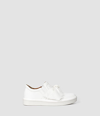 Womens Zale Low Top (White)
