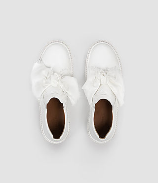 Damen Zale Low Top (White) - product_image_alt_text_4
