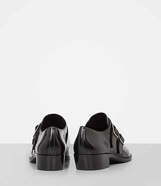 Mujer Botas Silva Monk (Black) - product_image_alt_text_5