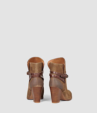 Femmes Victoria Heel Boot (Tobacco Gold) - product_image_alt_text_3