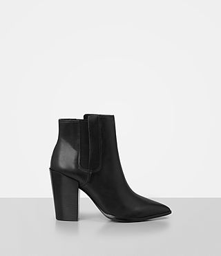 Femmes Senta Ankle Boot (Black)