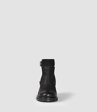 Womens Rama Low Boot (Black) - product_image_alt_text_2