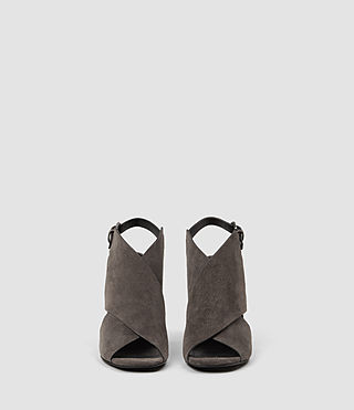Womens Ulla Suede Sandal (Mink) - product_image_alt_text_3