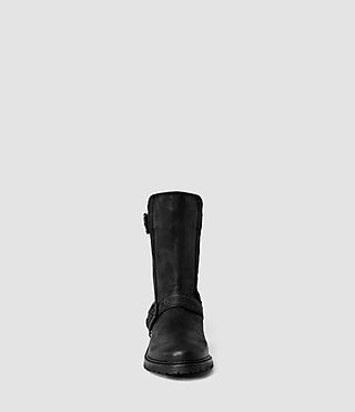 Womens New Kawai Engineer Boot (Black) - product_image_alt_text_2