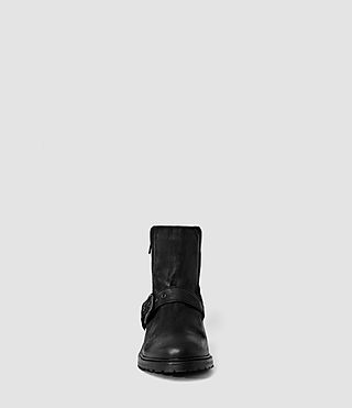 Womens New Kawai Low Boot (Black) - product_image_alt_text_2