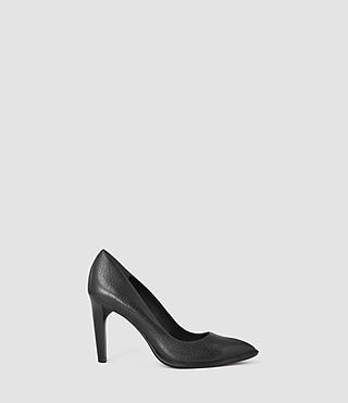 Women's Traif Heel (Black)