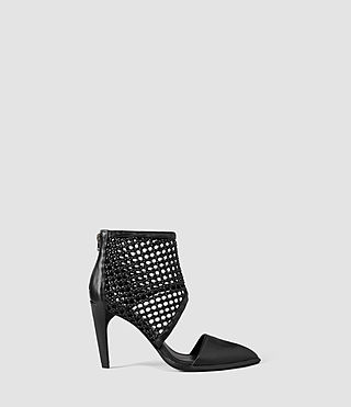 Mujer Zapatos Theo (Black)