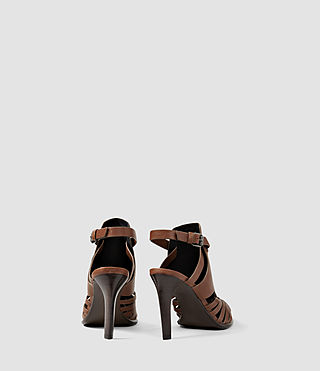 Women's Tao Heel (BRICK BROWN) - product_image_alt_text_3