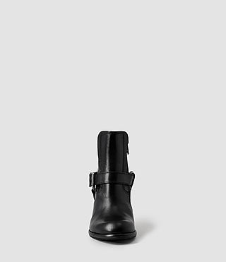 Womens Jules Heeled Boot (Black) - product_image_alt_text_2
