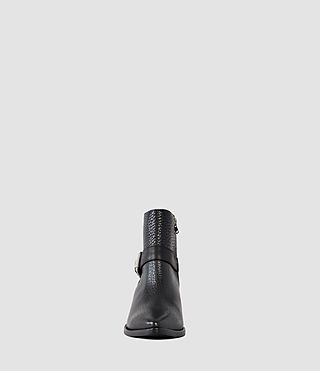Mujer Jason Heel Boot (Black) - product_image_alt_text_2