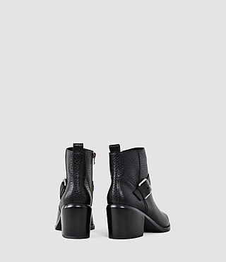 Womens Jason Heel Boot (Black) - product_image_alt_text_3