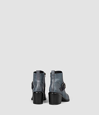 Mujer Jason Heel Boot (Blue) - product_image_alt_text_3