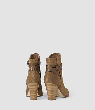 Donne Victoria Heel Boot (Tobacco Gold) - product_image_alt_text_3