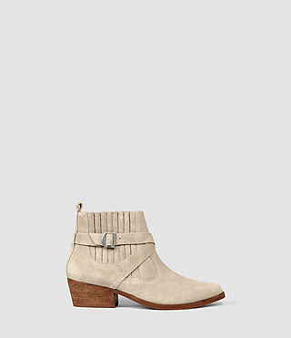 Mujer Botines Quentin (Sand)