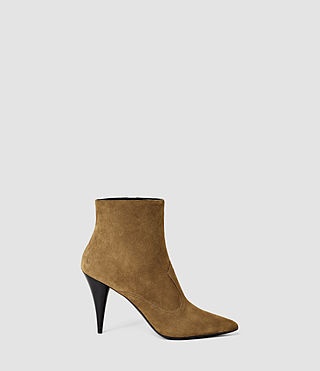 Mujer Elmore Boot (Cognac) - product_image_alt_text_1