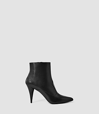 Womens Elmore Boot (Jet Black)