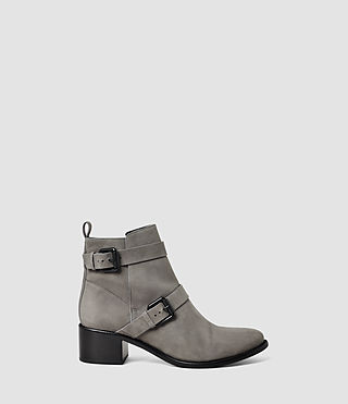 Damen Flynn Boot (Dark Grey)