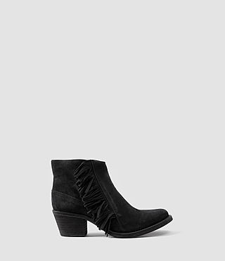 Womens Bonny West Boot (Black)