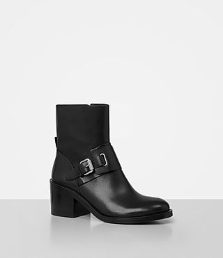 Damen Minkka Boot (Black) - product_image_alt_text_3
