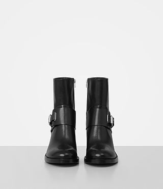 Damen Minkka Boot (Black) - product_image_alt_text_4