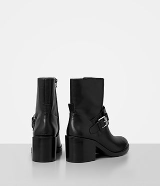 Damen Minkka Boot (Black) - product_image_alt_text_5