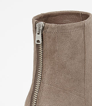Women's Kaya Boot (ALMOND BROWN) - Image 3