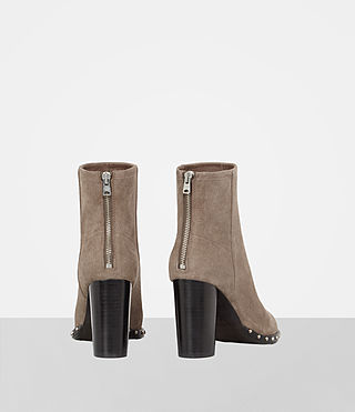 Women's Kaya Boot (ALMOND BROWN) - Image 6